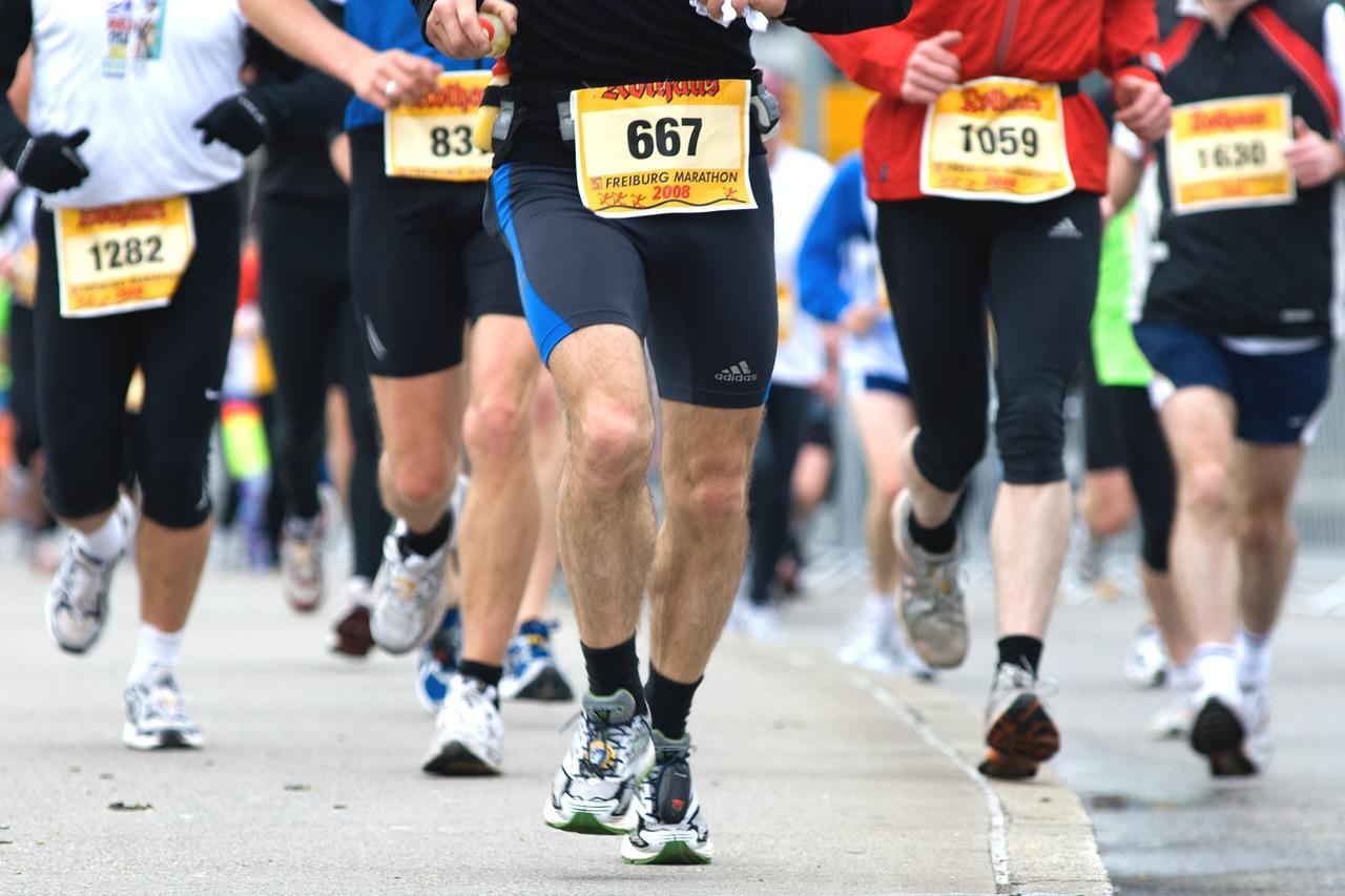 マラソン魅力