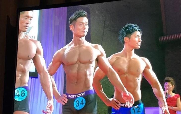 ベストボディ ジャパン チャンピオン